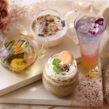 秋×フラワーがテーマ!みなとみらいのカフェで限定ドリンクやデザートなどが味わえるフェアが開催