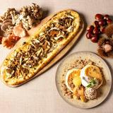 秋を味わうピザとパンケーキ!みなとみらいのカフェ「The Blue Bell」で限定メニューが登場