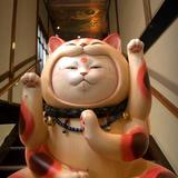 会場内の写真撮影OK!猫アートを約2,500点も見られる展覧会が「ホテル雅叙園東京」で開催