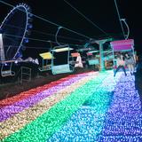 ポケモンとコラボした新エリアが登場!関東最大級600万球のイルミネーションイベントがさがみ湖で開催