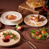 クリスマスの特別メニューや宿泊プランを軽井沢マリオットホテルで発売!大切な人と心温まる時を過ごそう