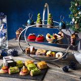 ヒルトン名古屋でアフタヌーンティーセットが楽しめる!ヨーロッパの伝統的なスイーツが並ぶ夢のクリスマス