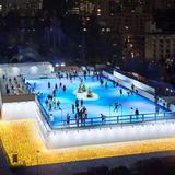 都内の屋外スケートで最大級かつ本物の氷!今年も「MIDTOWN ICE RINK」が開催