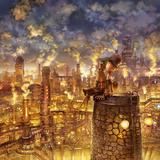 ハロウィンに復活!「えんとつ町のプペル 光る絵本展」が宮城県東松島市のイベントにて特別展示