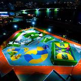 【入場無料】ナイキとコラボした新時代のスポーツパーク「TOKYO SPORT PLAYGROUND」新豊洲にオープン!