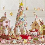 【インスタ映え】パステルカラーがかわいい「クリスマススイーツブッフェ」登場!お菓子の家も