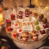 """フランス産最高級チョコレート""""ヴァローナ""""を贅沢に使用したクリスマスアフタヌーンティー登場!"""