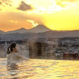 好きな時間にチェックインし24時間たっぷり楽しめるプラン「SORANO HOTEL」で発売中!