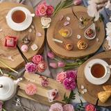 【インスタ映え】日比谷花壇とコラボした春色のアフタヌーンティー「スイスホテル南海大阪」で提供!