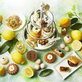 レモンやピスタチオを使ったイタリアンスイーツ&セイヴォリー20種類を味わえるアフタヌーンブッフェ登場