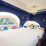【インスタ映え】マーメイドが過ごす海の世界をイメージした部屋「東京ベイ東急ホテル」に登場!