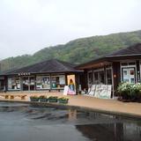 「道の駅」下賀茂温泉 湯の花