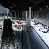 日産自動車グローバル本社ギャラリー