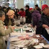 福岡市中央卸売市場鮮魚市場中央食堂