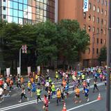 大阪マラソン2014の観戦スポットは、北浜・淀屋橋がお勧め!