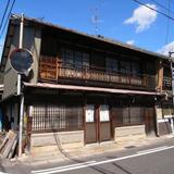 関市内の古い町並み
