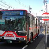 岐阜公園歴史博物館前に到着しました