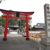 この辺り寺や神社が多い