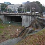 旧名鉄瀬戸線大津橋駅