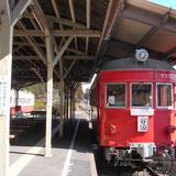 旧名鉄谷汲駅