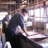 紙すきの村久保昌太郎和紙工房