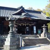 上野国一社八幡宮