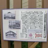 元大阪国技館と元相撲茶屋