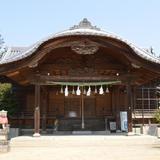 志筑八幡神社