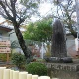 田中家鋳物工場跡・畠山比左之碑