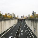 名古屋高速2号東山線・吹上西出入口