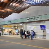 高岡駅・JR/北陸本線