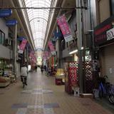 鶴七商店街