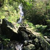 フナンギョ滝
