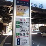 京王電鉄 高井戸駅