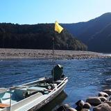 和舟の「瀞峡めぐり」