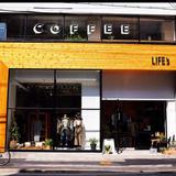 life's coffee stand(ライフズ コーヒースタンド)堀江店