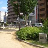 富田屋橋跡