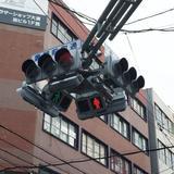 史跡:日本で唯一の信号機