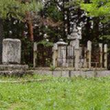 中川清秀の墓