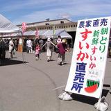 JA松本ハイランドすいか村