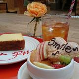 ロンハーマン カフェ