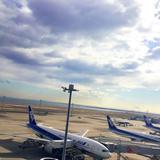 第2ターミナル 展望デッキ