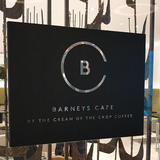 BARNEYS CAFE BY THE CREAM OF THE CROP COFFEE