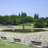 公園中心の三宿散歩