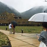 雨でも満足🌂近江八幡の旅🚗🍦👗