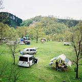 瀬の本高原茶屋の原キャンプ場