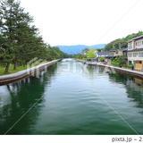 天橋立運河