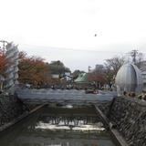 湊川カラクリ時計「虹の橋」