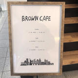 BROWN BAKERY/CAFE/BAR