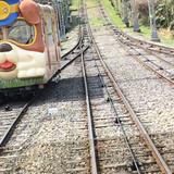 生駒鋼索線鳥居前駅
